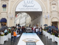 2 июня состоится L.U.C Chopard Classic Weekend Rally